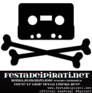 Commistioni | Un grillino tra i pirati