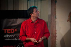 Dario Tamburrano TEDx