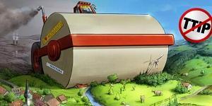 """Conosciamo il TTIP grazie ai """"leak"""". L'UE pubblica un testo segreto che era già trapelato"""
