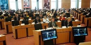 Consegnare al Parlamento Europeo il messaggio dell'esaurimento delle risorse