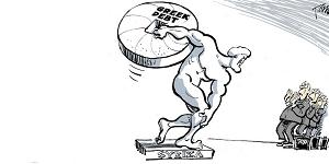 Rischio di ampia crisi. Gli USA vogliono che la Grecia trovi un accordo con UE e FMI