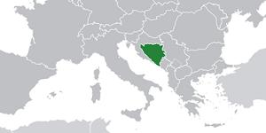 Bulimia espansiva UE. Entra in vigore l'accordo di associazione con la Bosnia-Erzegovina