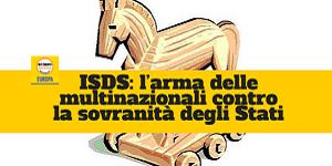 Clamoroso. Perfino una parte della Commissione Europea dice no alla clausola ISDS nel TTIP