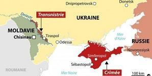 La Transnistria. L'Ucraina rischia di aprire il secondo focolaio di guerra in Europa