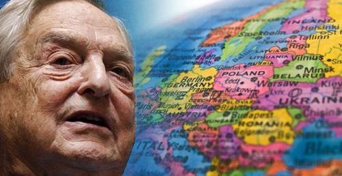 """Un accordo che piacerà a Soros. L'UE paga all'Ucraina un miliardo di """"pizzo"""" per il gas"""