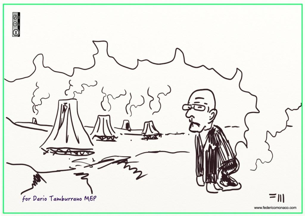 Nucleare in Ucraina. Altra vittoria M5S contro le Chernobyl mantenute in vita con fondi europei