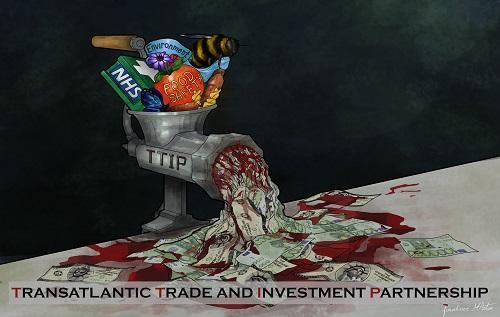 Cortina fumogena? O davvero l'UE cambia idea sul TTIP e silura i negoziati?