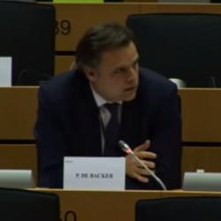 Philippe De Backer (ALDE, liberal-democratici)