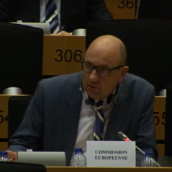 Paul Hodson - Commissione Europea (Capo Unità Efficienza Energetica, Direzione Generale Energia)