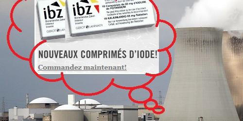 Il Belgio si candida ad organizzare una nuova Chernobyl in UE
