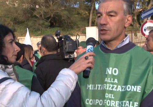"""Aree protette """"nei secoli fedeli"""". Interrogazione alla Commissione Europea sulla soppressione del Corpo Forestale"""