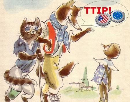 I TTIP-leak di Greenpeace tradotti per la prima volta in italiano. Wiki TTIP aggiornato