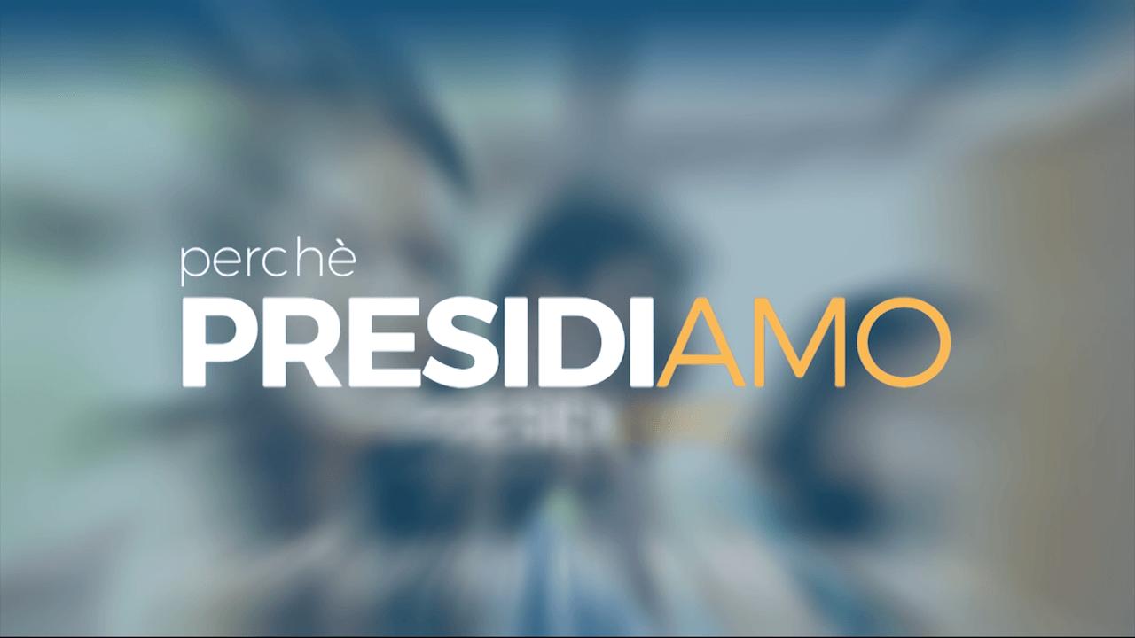 WWW.PRESIDIAMO.EU