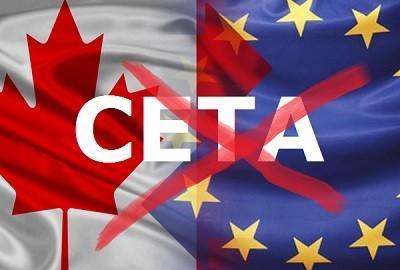 Il trattato CETA applicato provvisoriamente a tempo indeterminato. L'UE beffa parlamenti e cittadini