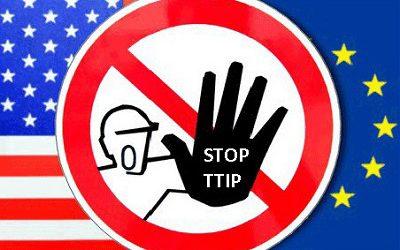 La Francia vuole chiedere lo stop alle trattative per il TTIP