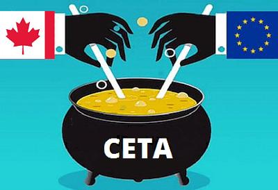 Summit UE per far entrare in vigore il CETA aggirando i parlamenti