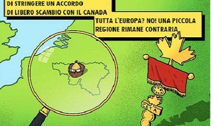 CETA: non è solo il Belgio ad aver problemi, ma anche Bulgaria, Romania e Germania