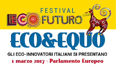 Eco & Equo. A Bruxelles gli eco-innovatori tecnologici italiani