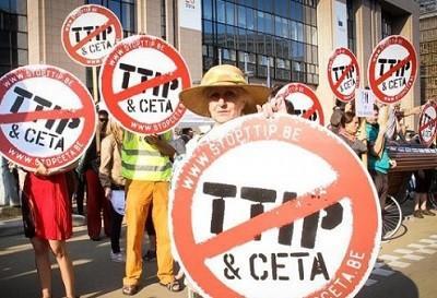 Il Tribunale UE dà torto alla Commissione Europea su CETA e TTIP