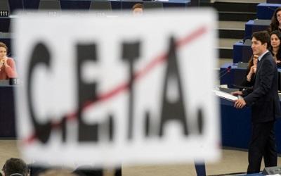 Trudeau in Italia, un modo per spalmare vaselina sul trattato CETA