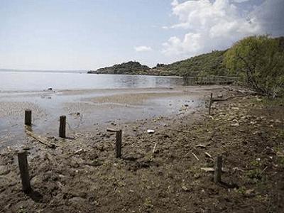Il lago di Bracciano potrebbe scomparire per dissetare Roma. Interrogazione a Bruxelles