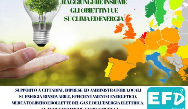 Meeting sull'efficienza energetica