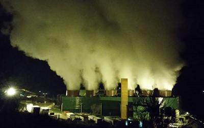 Aperta la strada in UE per legiferare sulle emissioni delle centrali geotermiche