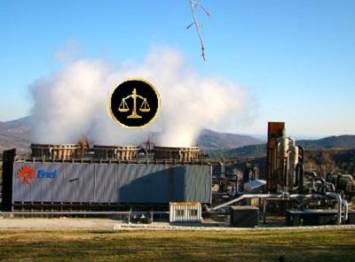 Il PD non vuole legge UE su geotermia ma i vertici Enel  sono indagati per le emissioni