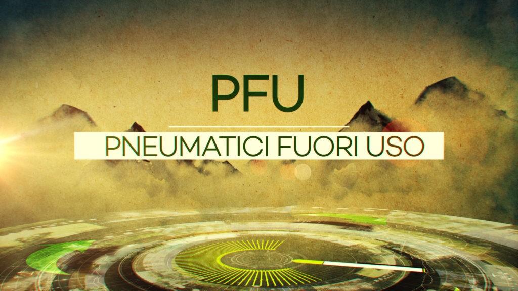 I materiali dell'economia circolare – PFU Pneumatici usati