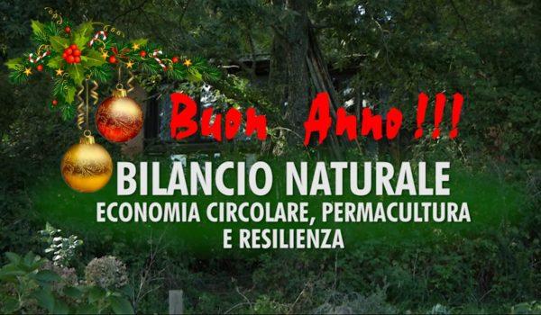 BILANCIO NATURALE: ECONOMIA CIRCOLARE, PERMACULTURA, RESILIENZA