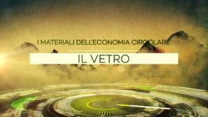 I materiali dell'economia circolare – vetro