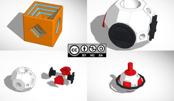 Epifania di Giocattoli stampabili in 3D. È arrivata la Befana tecnologica