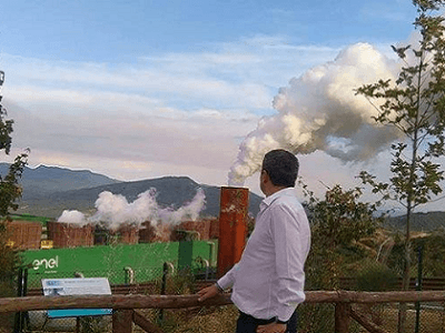 Cancellare la VIA di Triana, l'ennesima centrale geotermoelettrica